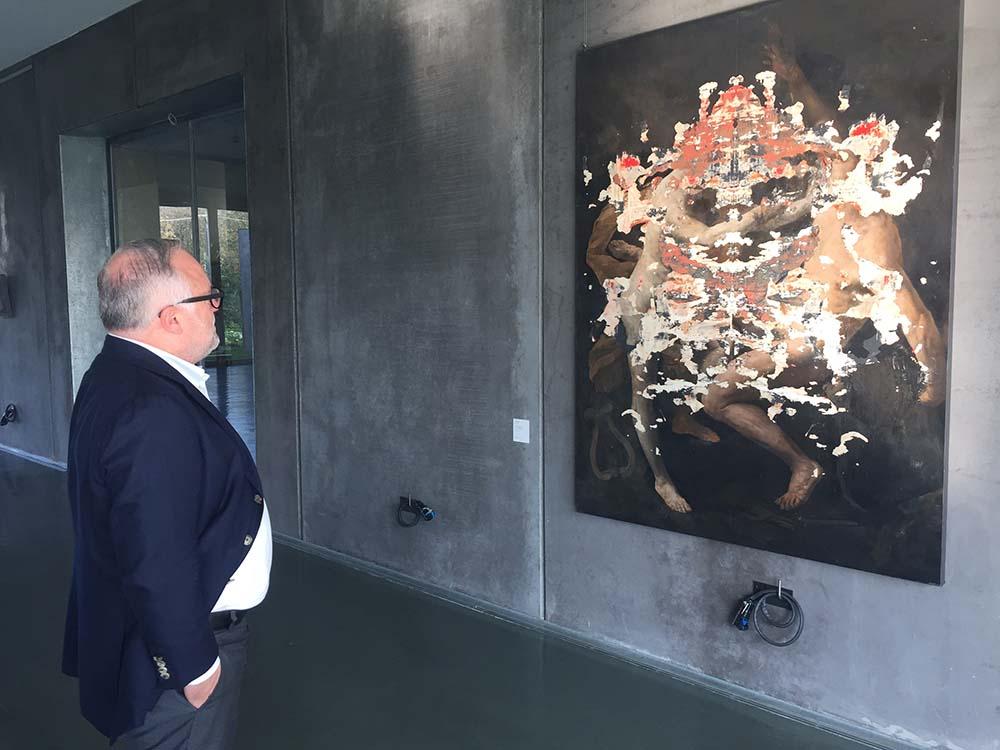 Antonello Colonna e opera nicola samorì